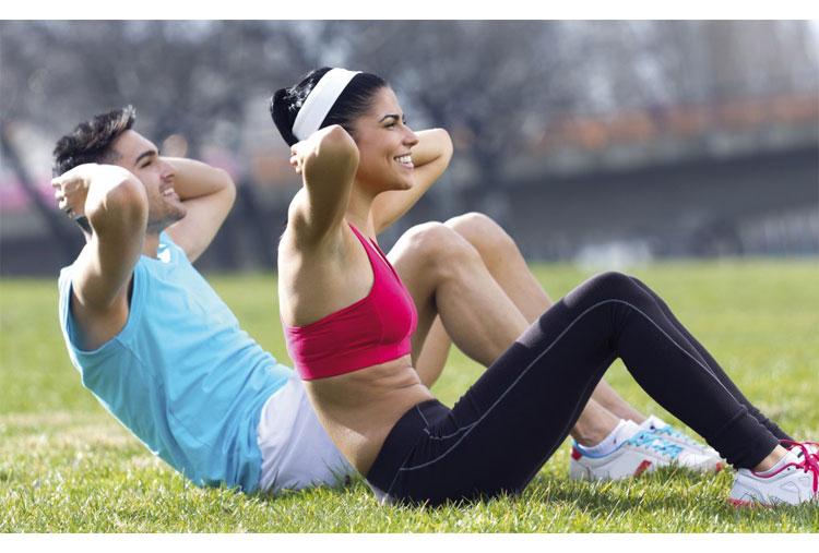 Fazer exercício físico
