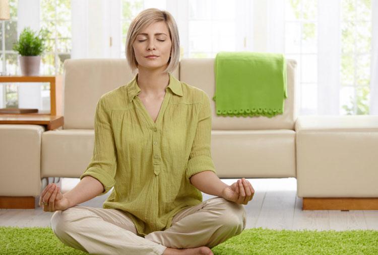 Meditar é importante