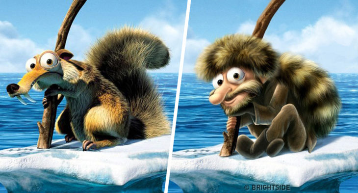 Scrat – A Era Do Gelo (Ice Age)
