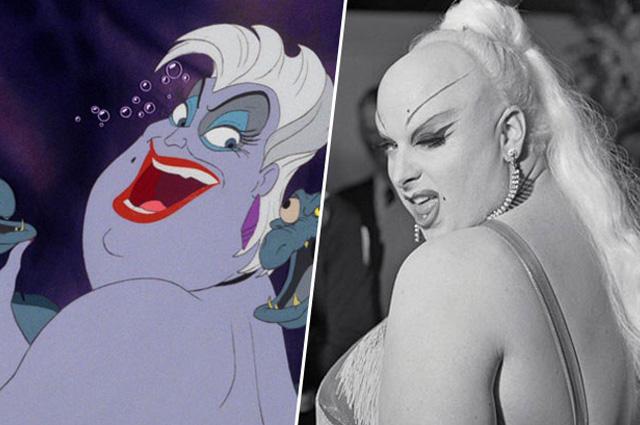Ursula – Harris Glenn