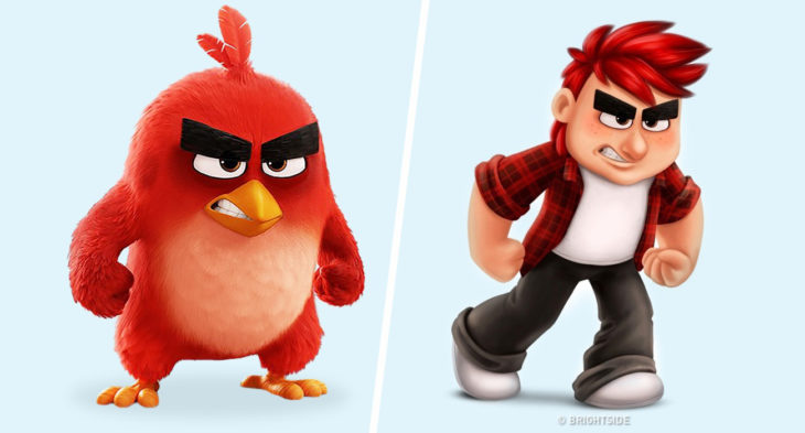 Red – Angry Birds
