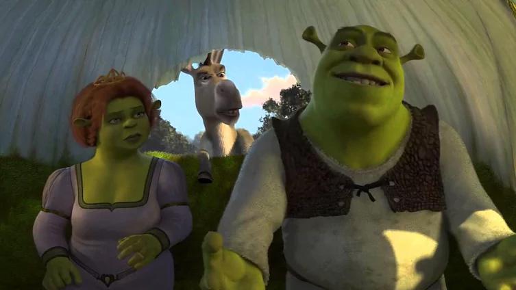 2004: Shrek 2