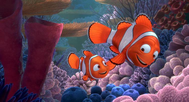 2003: Procurando Nemo
