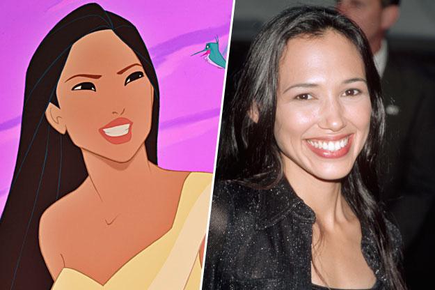Pocahontas - Irene Bedard