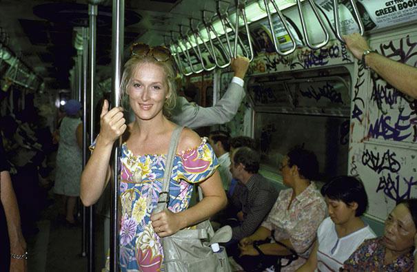 Um passeio em metrô
