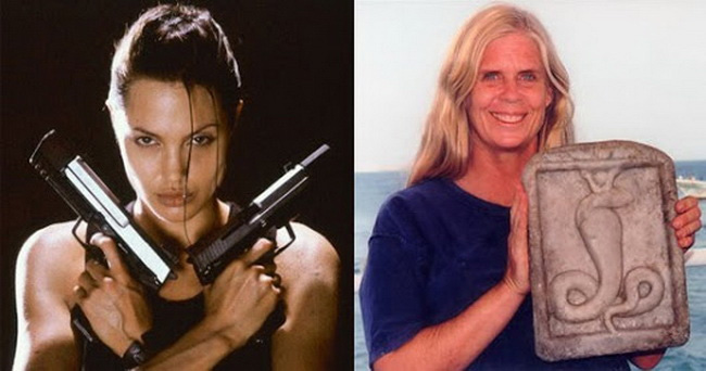 Lara Croft – Sue Hendrickson