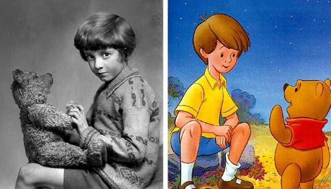 Christopher Robin – Christopher Robin Milne