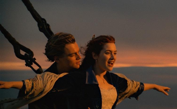 1997: Titanic