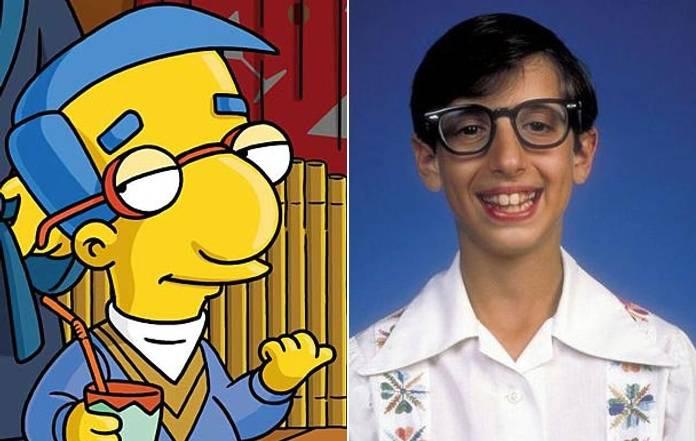 Milhouse - Os Simpson