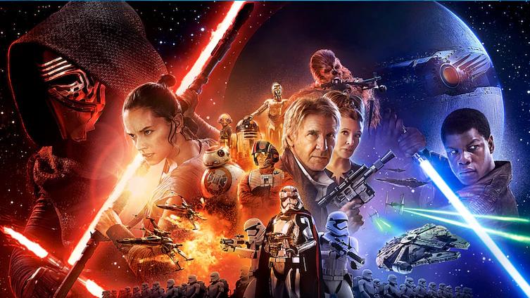 2015: Star Wars - O Despertar da Força