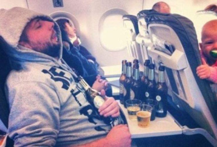 Ligeiramente bêbado