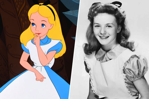 Alice – Kathryn Beaumont