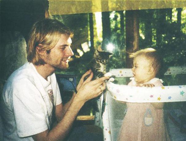 Kurt Cobain em modalidade