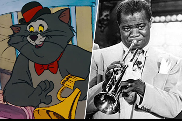 Scat Cat - Louis Armstrong