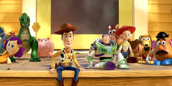 2010: Toy Story 3