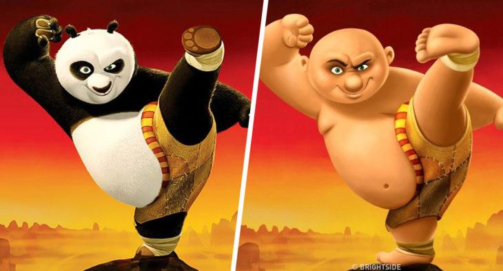 Po – Kung Fu Panda