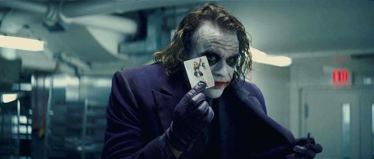 2008: Batman - O Cavaleiro das Trevas