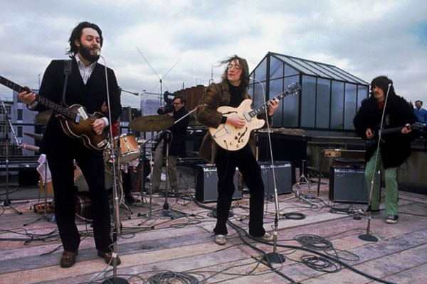 O último concerto dos Beatles