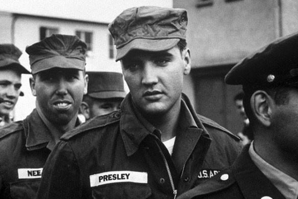 Elvis Presley no exército