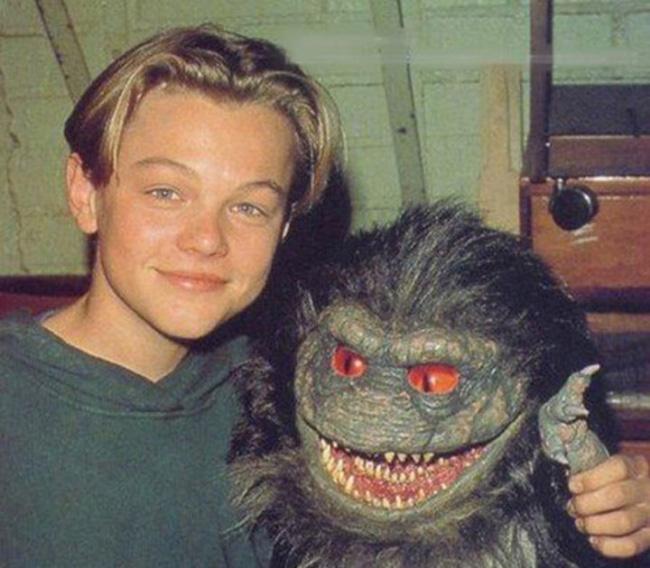 Leonardo DiCaprio - A Hora das Criaturas (Critters 3)