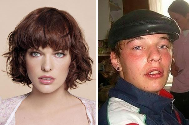 O irmão perdido de Milla Jovovich