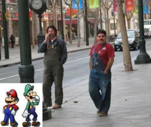 Mario e Luigi – Mario Bros