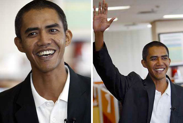 Barack Obama Filipino