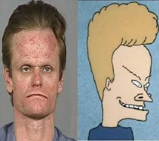 Beavis – Beavis and Butt-Head