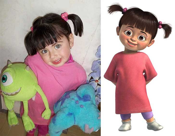 "Boo – Monstros S.A. ""Monster Inc"""