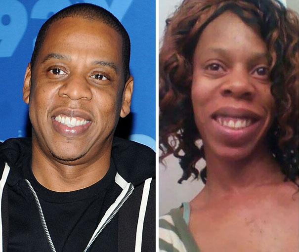 ¿Jay-Z em mulher?