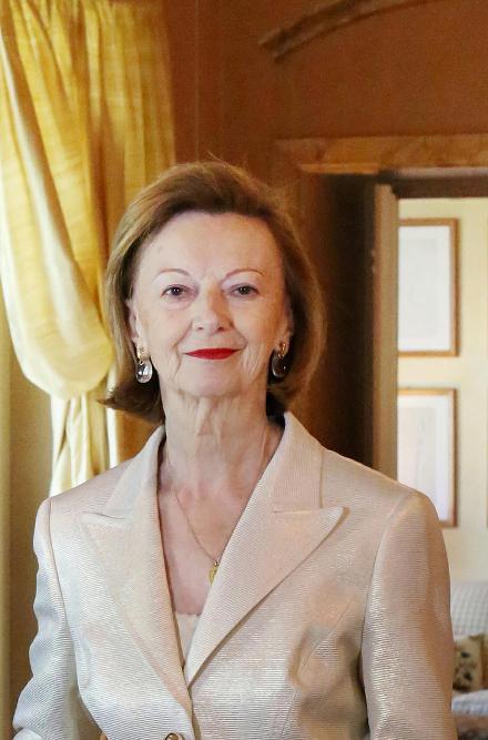 4. Maria Franca Fissolo. US$ 25.2 Bilhões