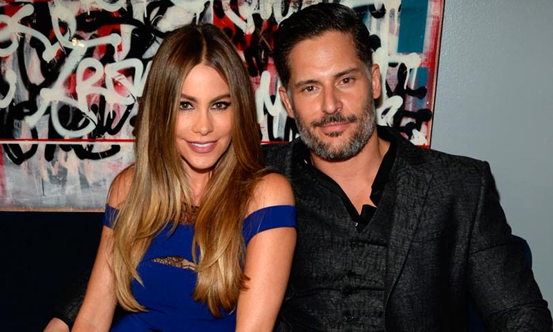 Joe Manganiello (40) e Sofia Vergara (44)