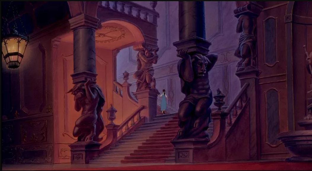 Primeiras versões da Bela e a Fera