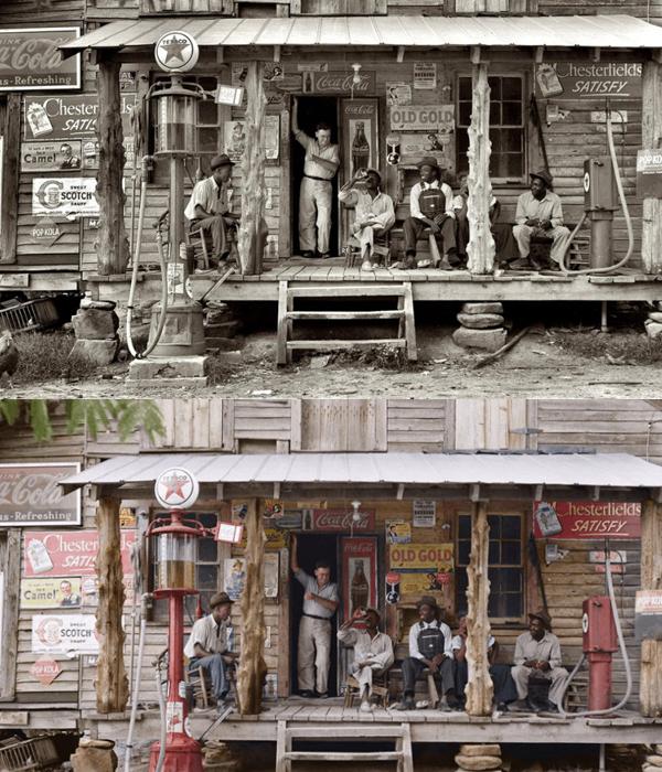 Ku Klux Klan: Uma loja para pessoas negras
