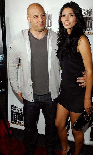 Vin Diesel (49) e Paloma Jiménez (33)