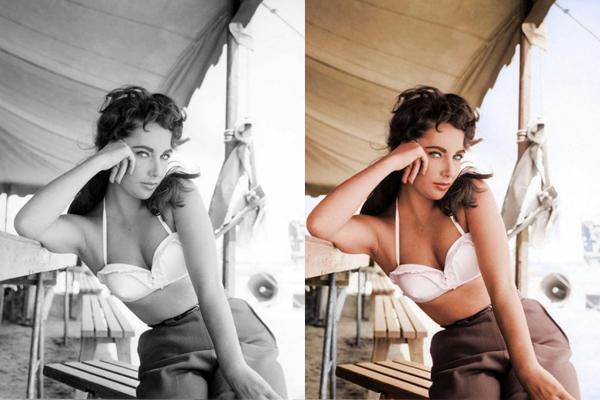 A perfeição de Elizabeth Taylor