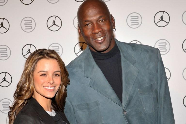 Michael Jordan (54) e Yvette Prieto (38)