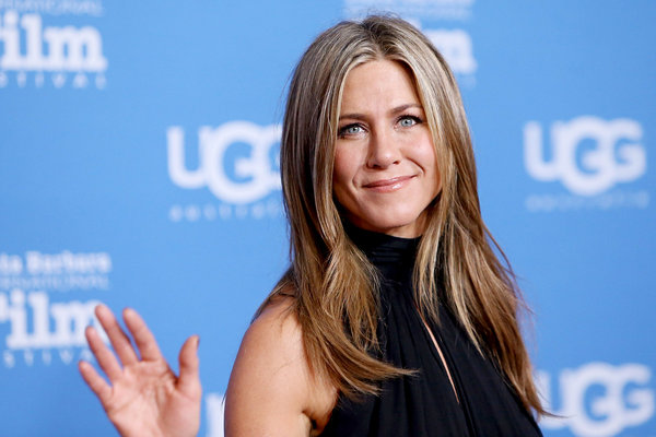Jennifer Aniston foi nomeada com esse papel
