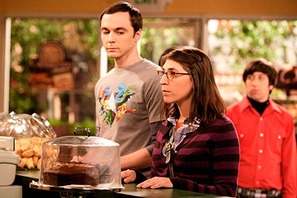 A namorada de Sheldon Cooper - Big Bang Theory