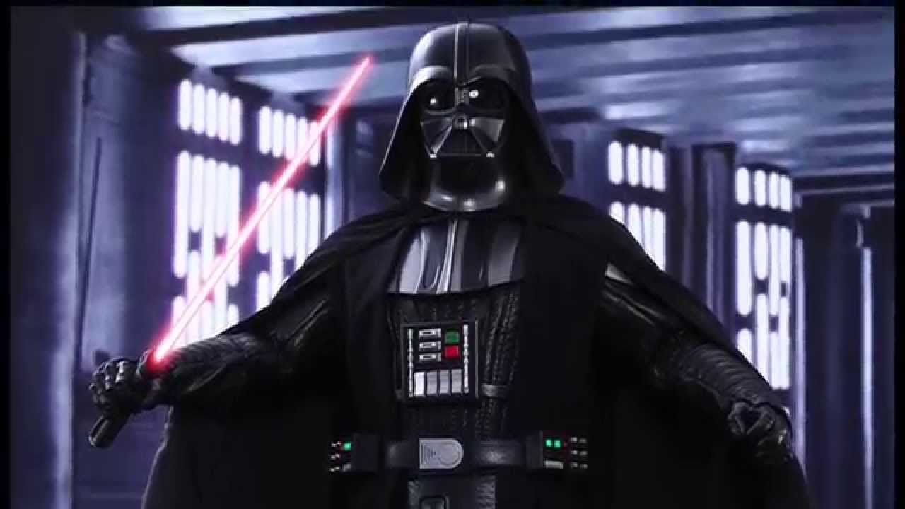 Star Wars: Darth Vader só aparece 12 minutos no palco