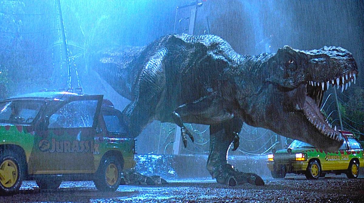 Você sabe como eles conseguiram o rugido de Tiranossauro Rex em Jurassic Park?