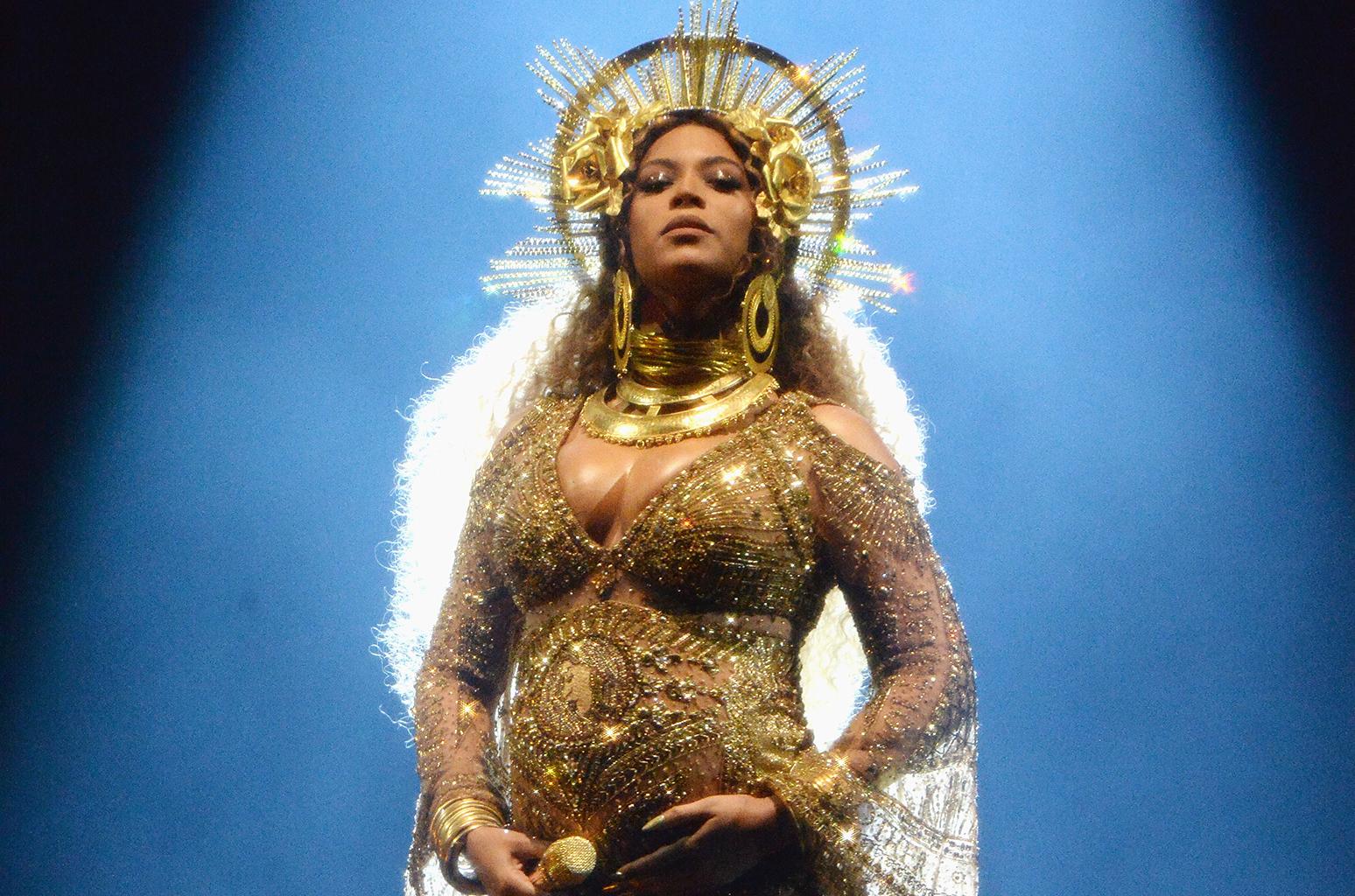 Beyoncé nunca estave grávida!