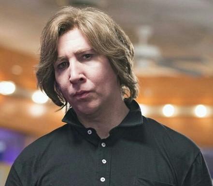 Alguém notou que Marilyn Manson se parece Snape?