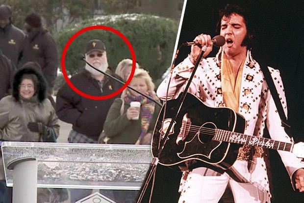 Elvis Presley fingiu sua própria morte