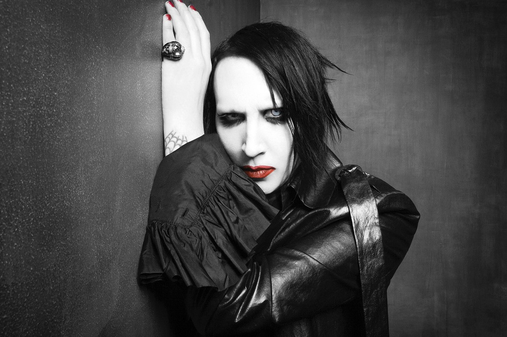 Este é o Marilyn Manson que todos conhecemos