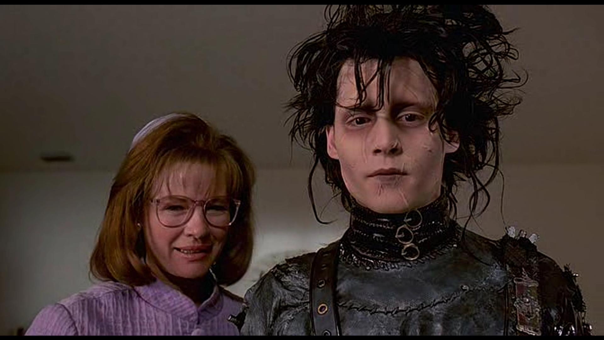 Johnny Depp roubou o papel de Edward Mãos de Tesoura de Tom Cruise