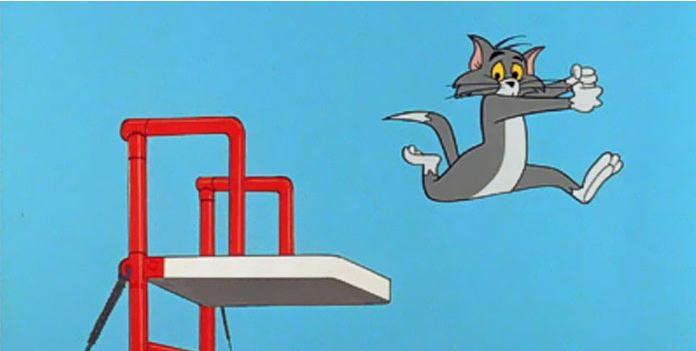Regra dos desenhos animados: a lei da gravidade não funciona até que você se lembre