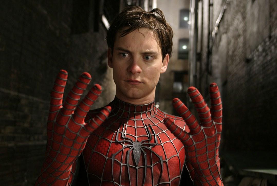 A aranha de Spiderman I era um aracnídeo venenoso verdadeiro