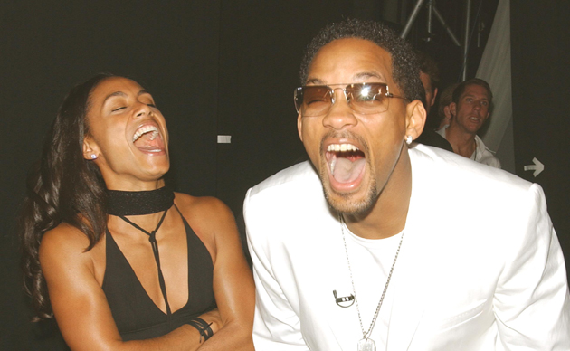 Will e Jada Pinkett Smith se casaram em 1997