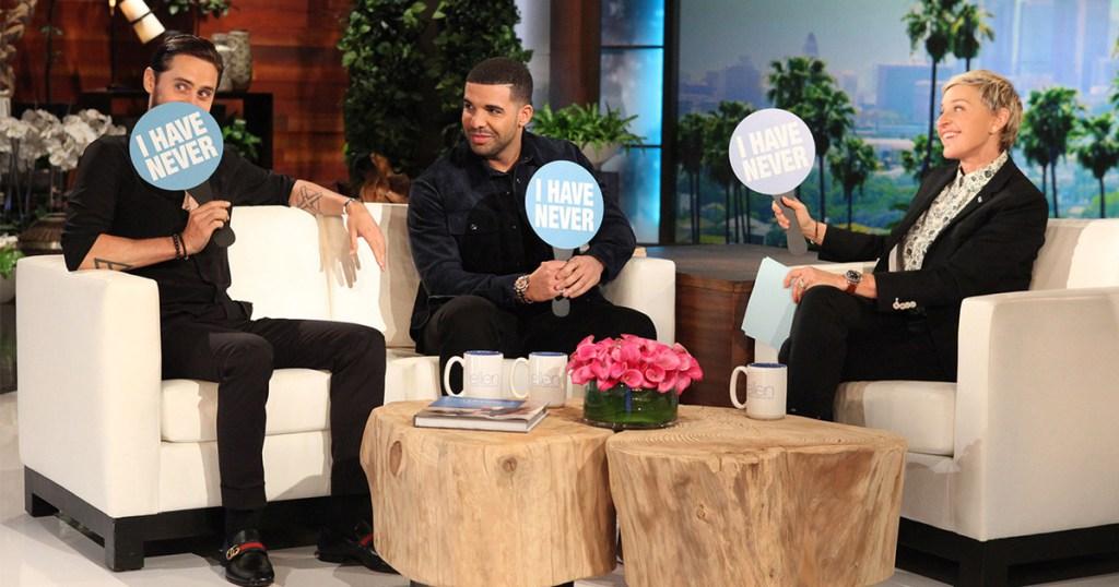 Drake e Jared Leto confessaram que tiveram encontros com fãs